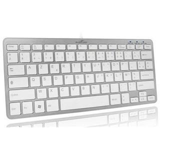bluestork bs kb micro f mini clavier usb look mac clavier achat prix fnac. Black Bedroom Furniture Sets. Home Design Ideas