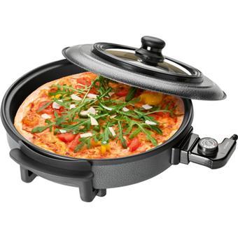 Bomann - PP 2230 CB - Appareil à Pizza - Noir