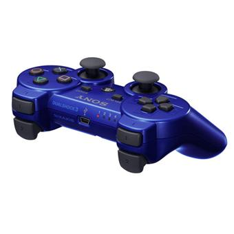 Manette Playstation  bleu Dualshock PS Sony Dual Shock a w