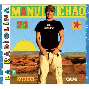 La radiolina manu chao cd album achat prix fnac - Manu chao le petit jardin youtube ...