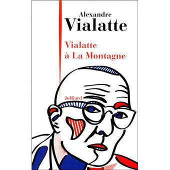 Vialatte la montagne broch alexandre vialatte for Alexandre jardin epub