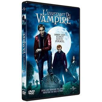 l 39 assistant du vampire dvd zone 2 paul weitz john c reilly josh hutcherson achat. Black Bedroom Furniture Sets. Home Design Ideas