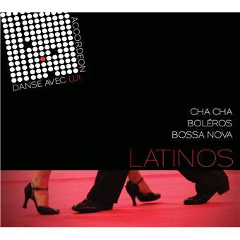 Danse avec lui latinos danse de salon cd album - Musique danse de salon ...