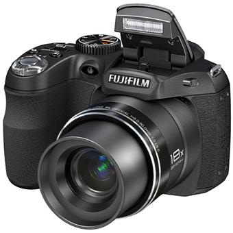 Fujifilm finepix s2980 noir appareil photo num rique for Finepix s1 fnac
