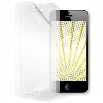 griffin lot de 3 protections d 39 cran pour iphone 5 anti reflets accessoire pour t l phone. Black Bedroom Furniture Sets. Home Design Ideas