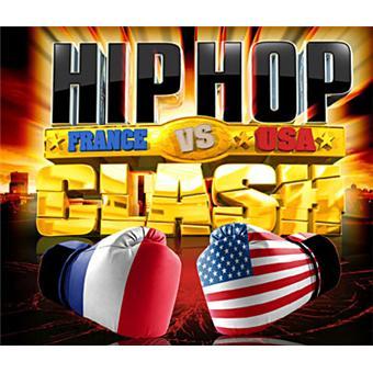 Hip hop clash rap fran ais cd album achat prix fnac for Achat maison rap