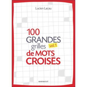 volume mots croises