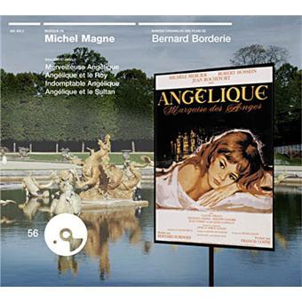 angelique marquise des anges michel magne cd album achat prix fnac