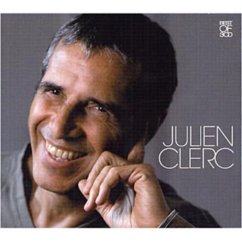 best of julien clerc cd album achat prix fnac. Black Bedroom Furniture Sets. Home Design Ideas