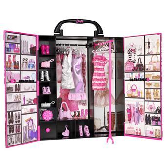 Mattel barbie fashionistas dressing de r ve accessoire poup e achat - Barbie et sa maison de reve en francais ...