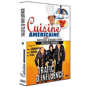 Cuisine am ricaine trafic d 39 influence dvd zone 2 for Achat cuisine americaine
