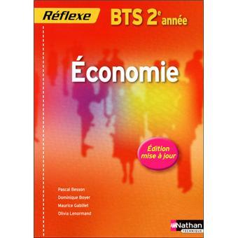 Economie BTS 2 (pochette réflèxe) Elève 2012