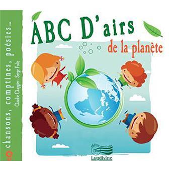 Abc d 39 airs de la plan te folie chapgier cd album achat prix fnac - Magasin bricolage montparnasse ...