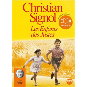 LES ENFANTS DES JUSTES  de Christian Signol