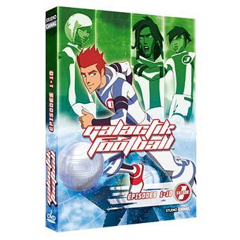 Galactik football coffret de la saison 1 episodes 1 10 coffret dvd dvd zone 2 achat - Saison 4 galactik football ...