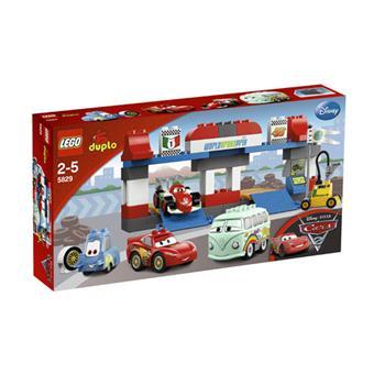 5829 Le Pit Stop Wiki LEGO Fandom powered by Wikia