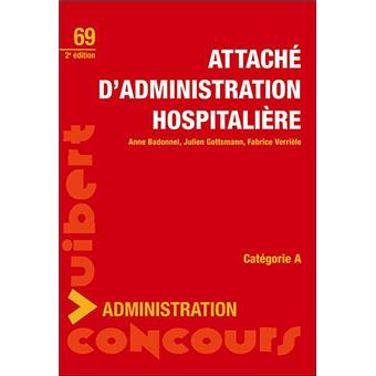 Concours d 39 attach d 39 administration hospitali re - Grille attache d administration hospitaliere ...