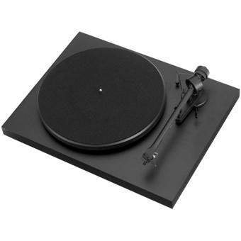 pro ject debut iii noir platine d 39 coute achat prix fnac. Black Bedroom Furniture Sets. Home Design Ideas