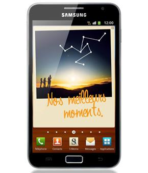 samsung galaxy note smartphone sous android os achat. Black Bedroom Furniture Sets. Home Design Ideas