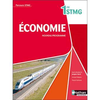 Economie 1e stmg (parcours stm