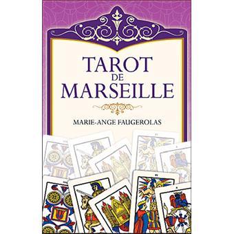 tarot de marseille coffret avec jeu 78 cartes et 1 livre coffret marie ange faug rolas. Black Bedroom Furniture Sets. Home Design Ideas