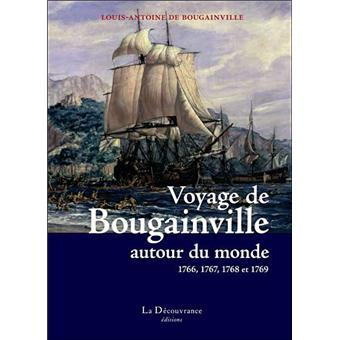 voyage de bougainville autour du monde 1769 1767 1768 1769 broch louis antoine de. Black Bedroom Furniture Sets. Home Design Ideas