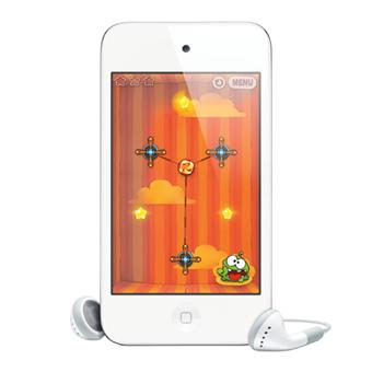Apple iPod Touch IV 8 Go blanc