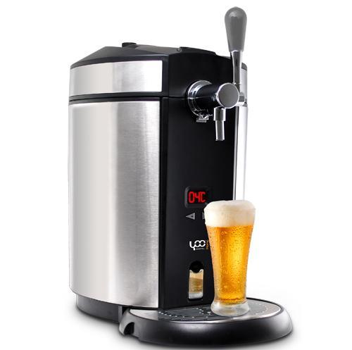 tireuse a biere beer draft noire yoo digital avis. Black Bedroom Furniture Sets. Home Design Ideas