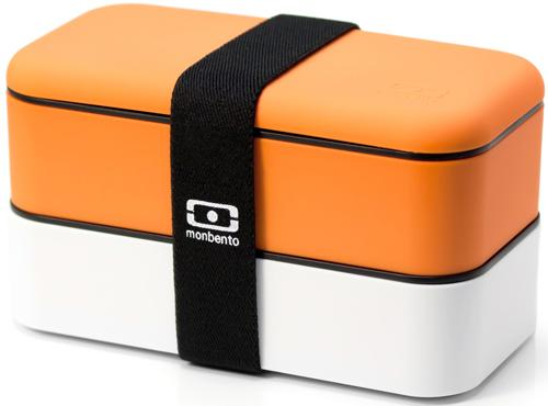 monbento mb original orange blanc achat prix fnac. Black Bedroom Furniture Sets. Home Design Ideas