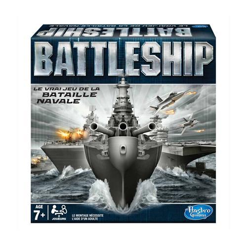 Battleship Deluxe Nouvelle Version  Achat / Vente jeu société  plateau