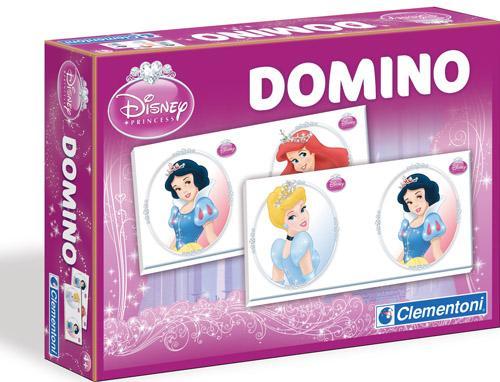 Domino Princesse Disney Clementoni : King Jouet, Premiers apprentissages