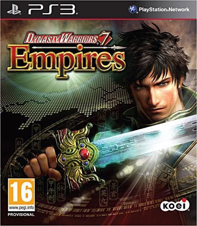 Dynasty Warriors 7 - Empire - PlayStation 3