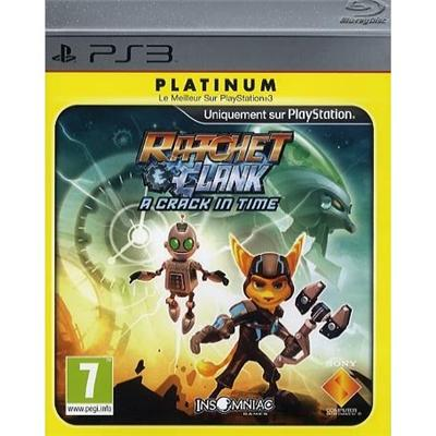 Ratchet & Clanck : Crack in Time - Gamme Essentials - PlayStation 3