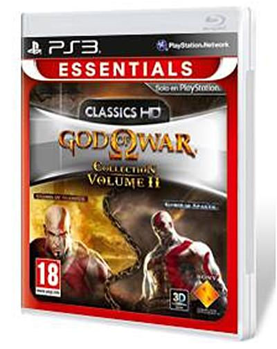 God Of War Collection Volume 2 - Gamme Essentials - PlayStation 3