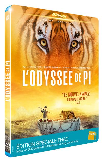 Life Of Pi 2012 FRENCH [Bluray 720p & 1080p] [MULTI]