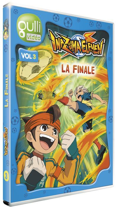 Inazuma 11 - Volume 3 : La finale