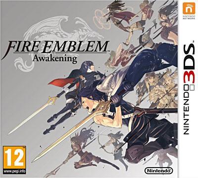 Fire Emblem Awakening 3DS - Nintendo 3DS