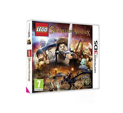 Lego Le Seigneur des Anneaux - Nintendo 3DS