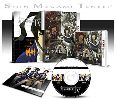 Shin Megami Tensei IV - Nintendo 3DS