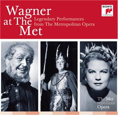 Wagner at the Met - Coffret 25 CD