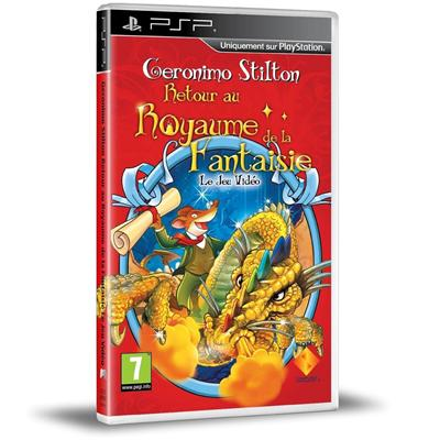 Geronimo Stilton 2 - PSP