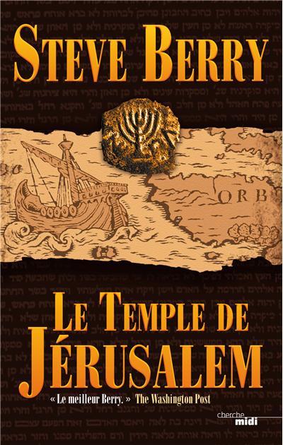 Berry Steve -Le temple de Jerusalem