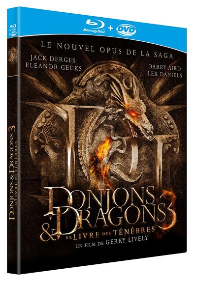 Donjons et Dragons 3 - Le livre des ténèbres [MULTi.1080p.BluRay]