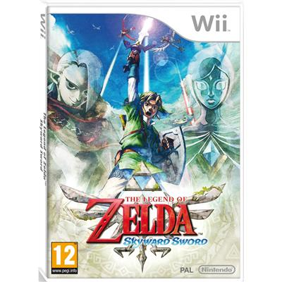 The Legend of Zelda - Skyward Sword - Nintendo Wii