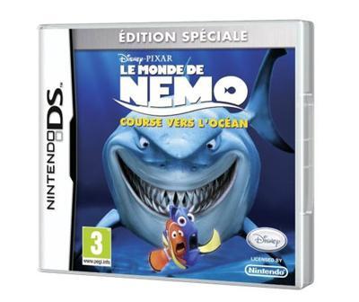 Le Monde de Nemo - Course vers l'océan - Nintendo DS