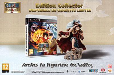 One Piece Pirate Warriors 2 Edition Collector PS3 - PlayStation 3