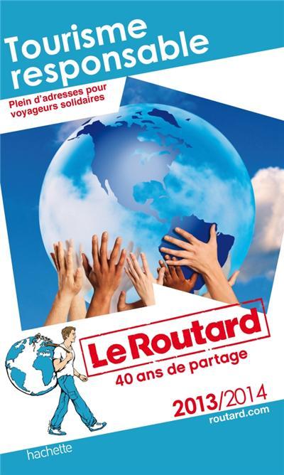 Image accompagnant le produit Le Routard Tourisme responsable