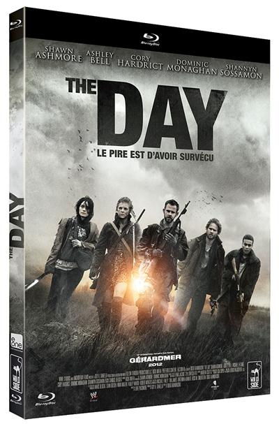 Vos réceptions - Page 20 The-Day-Blu-Ray