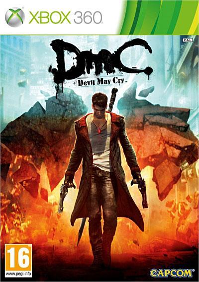 DmC - Devil May Cry - Xbox 360