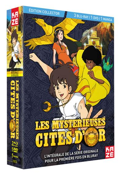 Coffret des 39 épisodes de la Série - Edition Collector - Blu-Ray